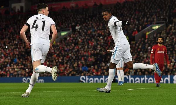 Liverpool vs West Ham United - Premier League: Live score and updates