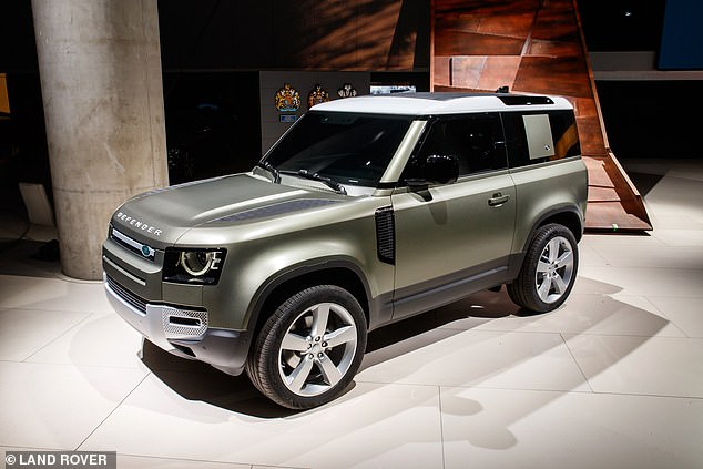 The cheapest Defender: Land Rover has confirmed the three-door Defender 90 will cost from £40,290