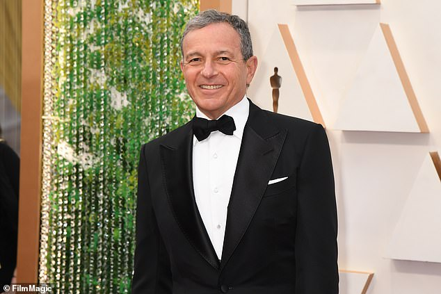 Disney CEO Bob Iger has been abruptly replaced as the head of the iconic company