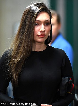 He was also convicted of raping aspiring actress Jessica Mann in 2013
