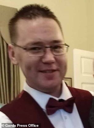 Gareth Kelly, 38, from Dublin, was stabbed to death by supposedly mother-of-three in a car parking row
