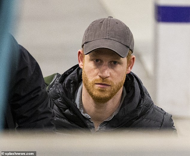 Last week, Prince Harry, 35, took to the Sussex Royal Instagram account to share a witty exchange of messages with music legend Bon Jovi.Prince Harry Arrives at Waverley Station in Edinburgh, Scotland ahead of his talk at the EICC today