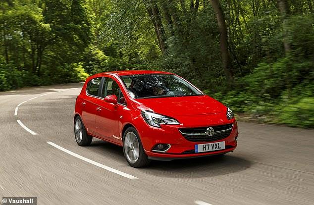 Versicherung: Vauxhall Corsa's sind eine Top-Wahl für junge Fahrer, die günstigere Prämien suchen