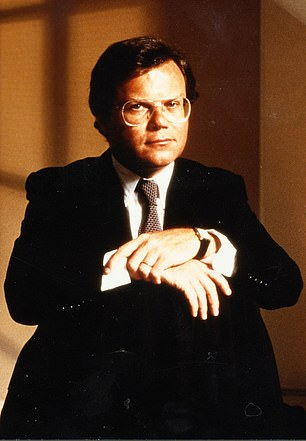 Sir Martin Sorrell (pictured in 1990) transformed WPP from a small wire baskets company into the world's largest advertising agency
