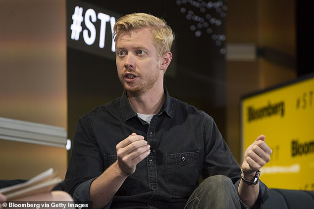 CEO and co-founder of Reddit Steve Huffman called Tik Tok 'fundamentally parasitic' and urged people not to install 'that spyware on your phone' at a Silicon valley panel meeting