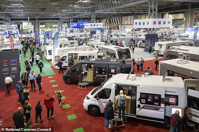 Under a green Brussels regulation change last September the vehicle excise duty for new campervans rocked from £265 in the first year to £2,135, an increase of more than 700%