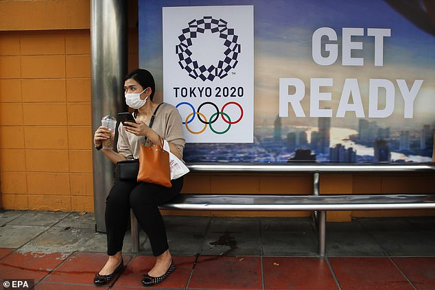 Fears have been raised that the Tokyo Olympics, which is due to begin in July, will have to be cancelled amid the coronavirus outbreak
