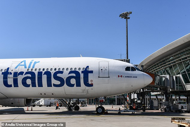 Air Transat has received backlash after telling a Canadian family to exit the plane after passengers complained that their coughing toddler could have coronavirus