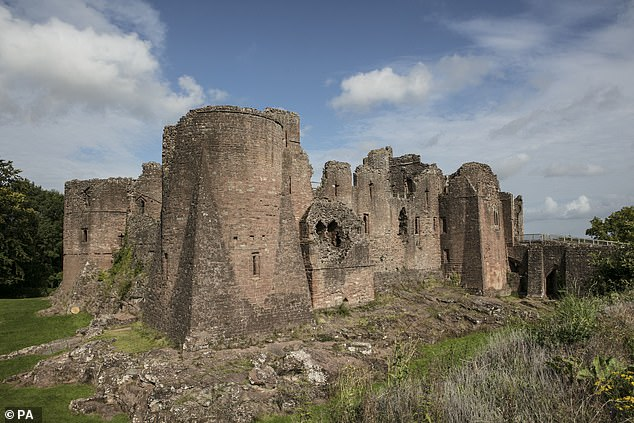 Goodrich Castle is one of the affected sites targeted by illegal metal dectectorists. English Heritagesaid that December was the worst month for reported incidents in more than four years. It also claims the number of metal detecting activity on historical sites has doubled in 2019 compared to 2017