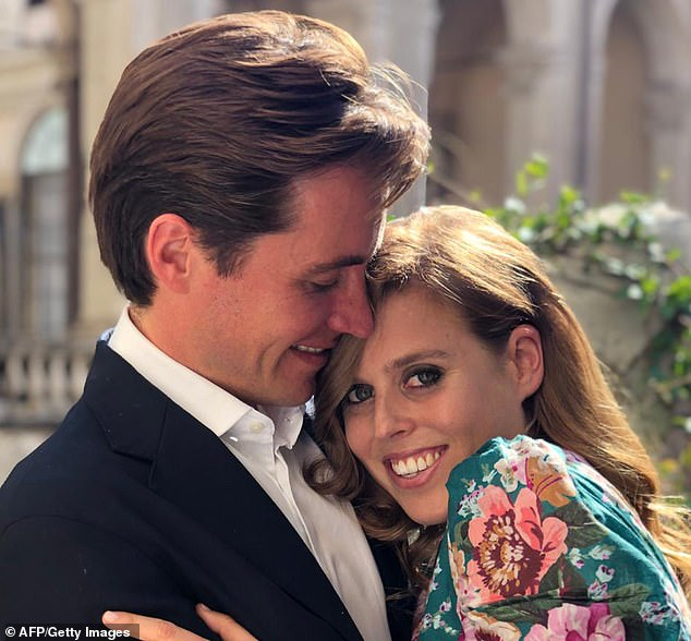 Bea's fiance, Edoardo Mapelli Mozzi, has asked his son, Christopher — known as Wolfie — to be best man when they tie the knot at the Chapel Royal in St James's Palace, writes RICHARD EDEN