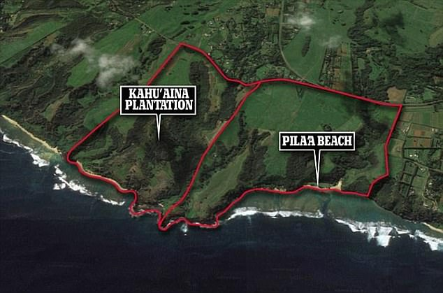 Zuckerberg and Chan bought a 700-acre property on the north shore of Kauai, Hawaii for $100million in 2014. The former manager of the property is alleged to have assaulted a Zuckerberg family office staffer at the estate in December 2017