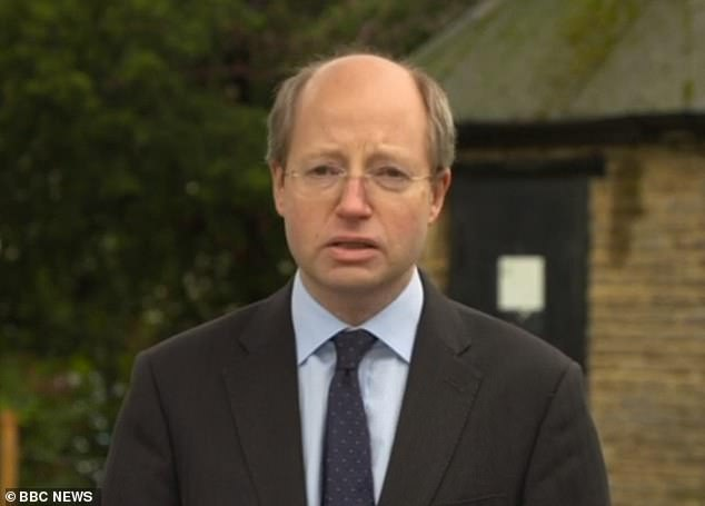 Home Secretary Priti Patel's permanent secretary Sir Philip Rutnam resigned today with an extraordinary blast at his former boss over a 'vicious and orchestrated' campaign against him