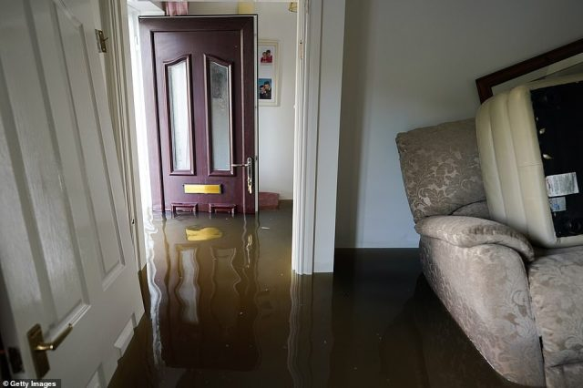 East Riding of Yorkshire Council said water levels are generally dropping or remaining stable in Snaith, Gowdall, East Cowick and West Cowick, but are expected to remain high for several days, with disruption continuing for residents