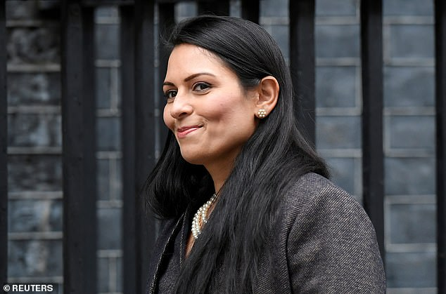 Priti Patel has been hit with fresh accusations of bullying after it tonight emerged a former aide won a £25,000 payout after claiming victimisation and taking an overdose