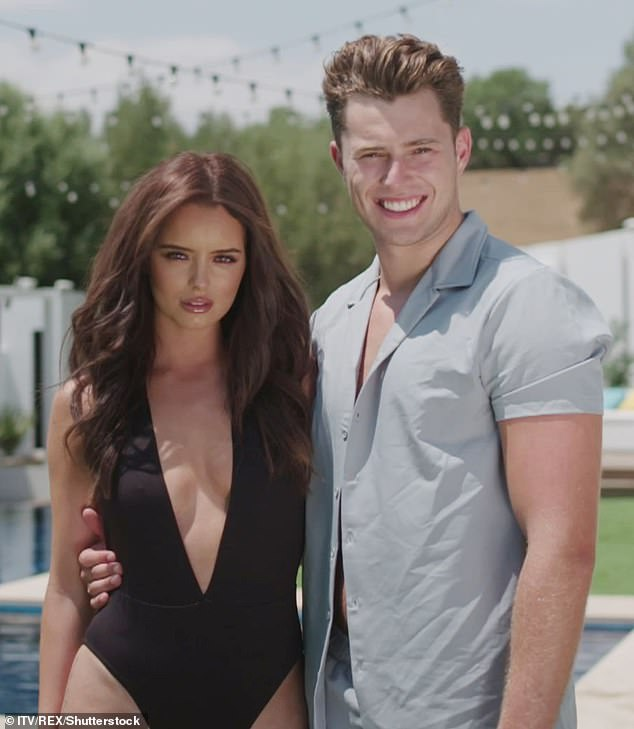 Throwback: The former grid girl and the professional dancer began dating after they met during the summer of 2019 on Love Island season five