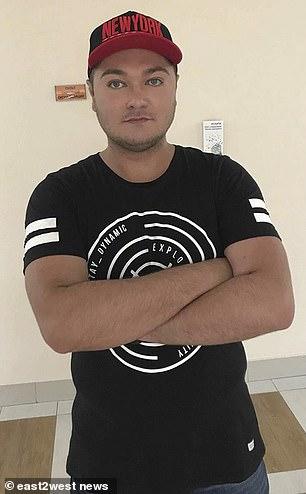 Maxim Gareyev, 33,