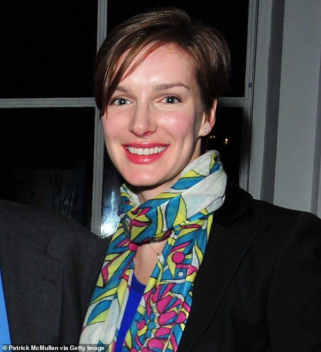 Jennifer Kalin (pictured) attending the American Debut of Award-Winning Jewelry Designer Pattni at Ramscale NYC on April 21, 2010