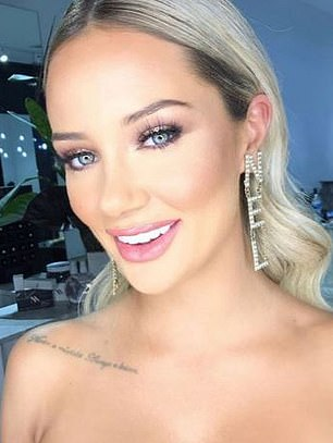 She shared a 'Transformation Thursday' post to Instagram in which she listed her surgical and non-surgical work - including cheek filler, Botox injections in her jaw and forehead, and lip injections
