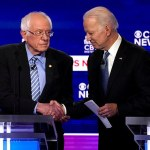Joe Biden and Bernie Sanders will finally debate one-on-one