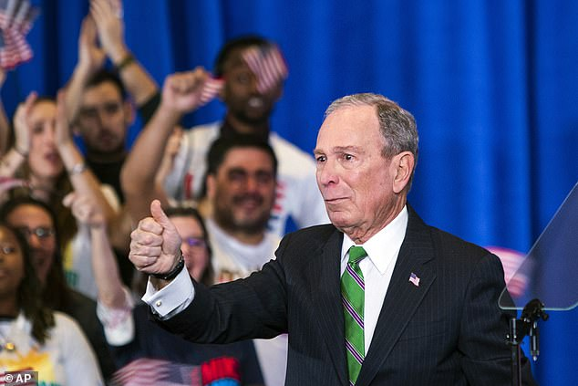 Mike Bloomberg could find himself in the Biden administration. He has vowed to spend millions getting Biden elected