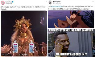 Social Media Users Share Hilarious Memes Poking Fun At How Rare