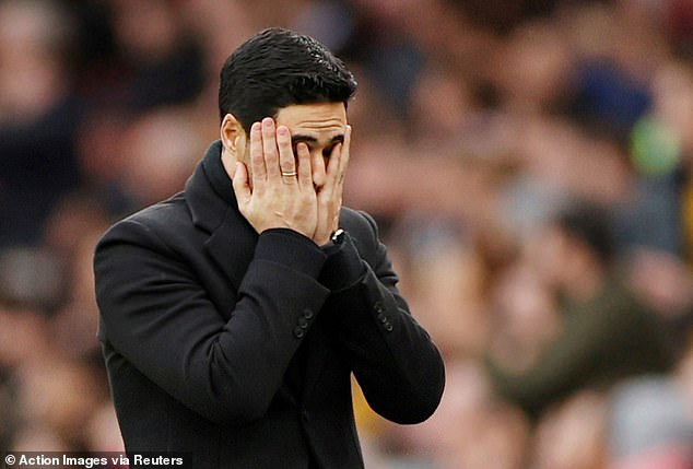 It was revealed on Thursday night that Mikel Arteta had contracted the coronavirus