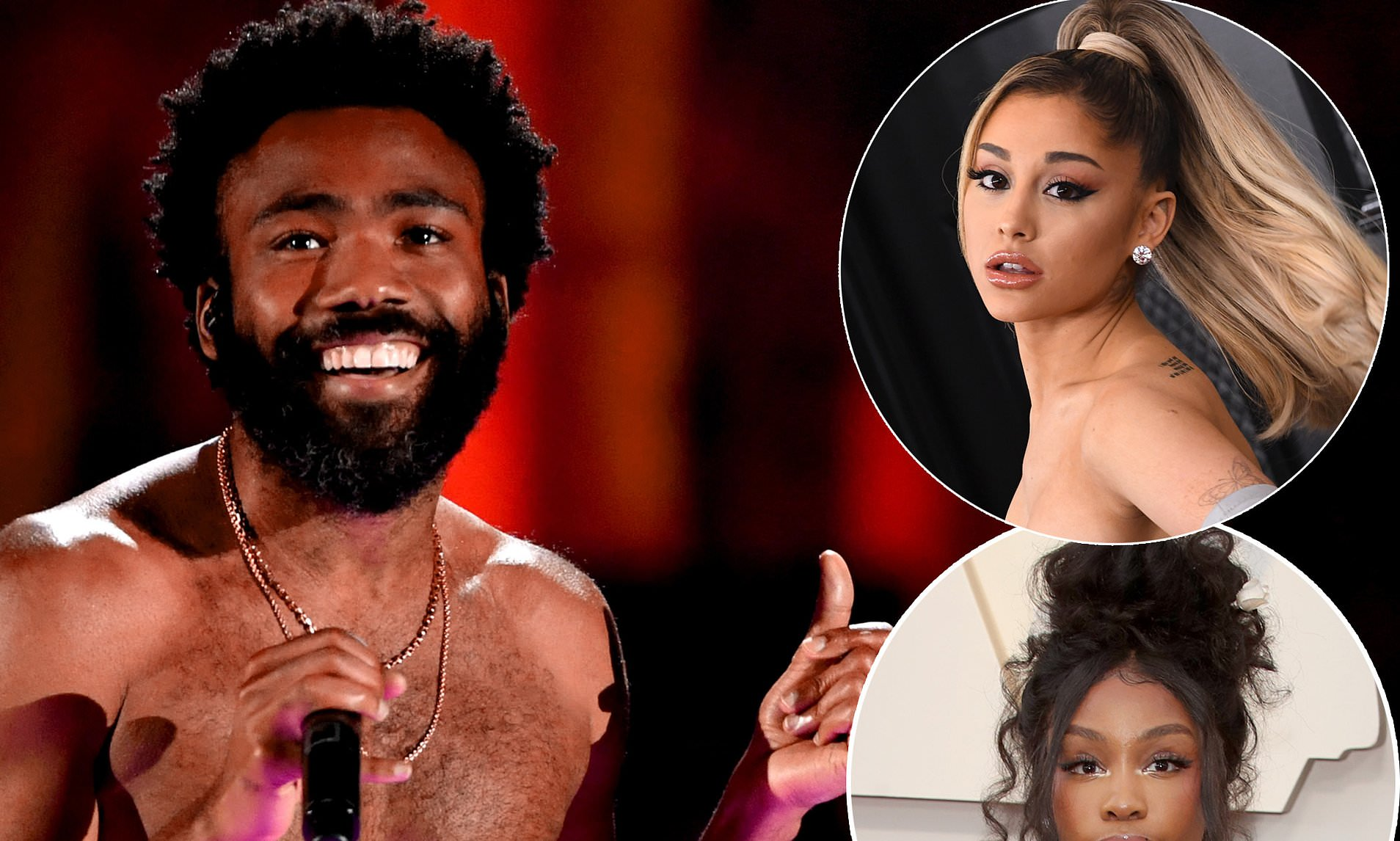 Childish Gambino Aka Donald Glover Drops Collection Of Music The