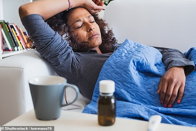 Dr Vasrshavki says the new virus is not like the flu because it is far more deadly and there is no vaccine available (file image)