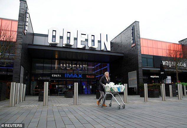 Odeon, Cinemworld and other chains have decided to close in the wake of the coronavirus pandemic to 'protect staff and customers'