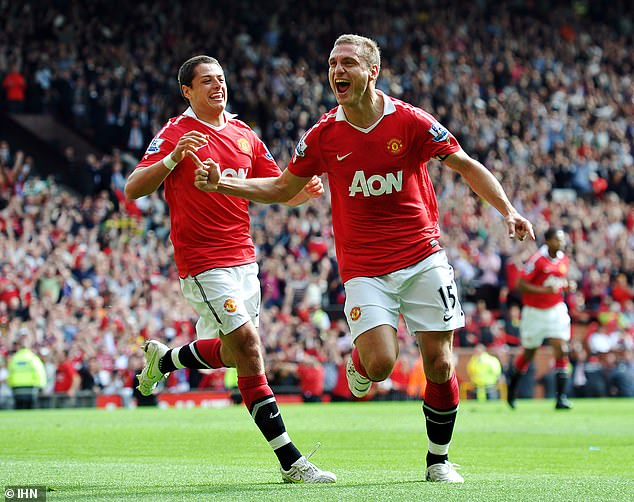 The Serbian won a number of honours with Manchester United during a nine-year spell there