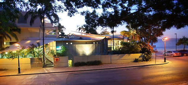 Sails, in Noosa (pictured) released a statement claiming they were informed some of the guests had visited multiple locations and businesses - possibly while infected