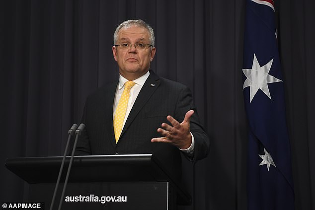 Prime Minister Scott Morrison imposed further restrictions on areas of large social gatherings, including food courts, galleries, museums and other venues as part of 'stage two' measures to combat spread of COVID-19 on Tuesday