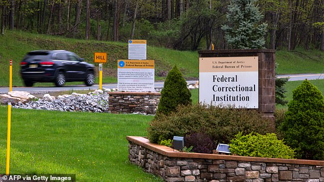 Otisville Federal Correctional Institution, where Michael Cohen is currently incarcerated