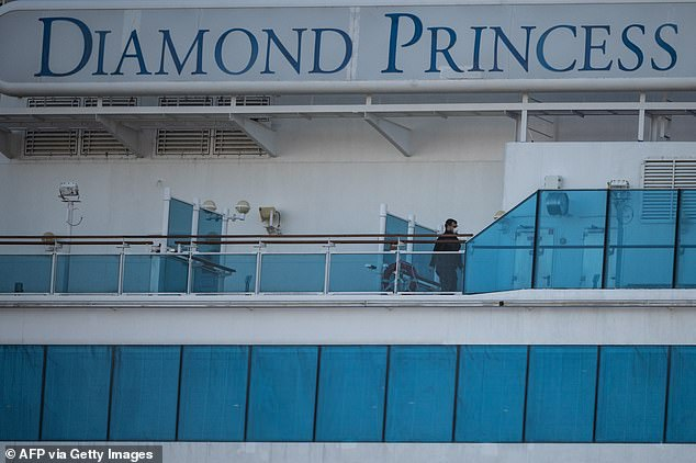 In the worst cruise ship crisis so far, 706 people tested positive on the Diamond Princess after Japanese authorities imposed a two-week lockdown in Yokohama. At least seven people have died after they were taken to hospital from the doomed vessel
