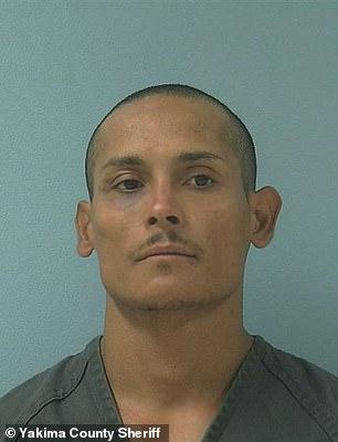 Hugo Alejandro Amezcua-Hernandez, 28, from Yakima