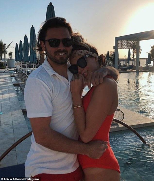 'I am worried': TOWIE's Olivia is currently in isolation at her Manchester home withfiancé Bradley Dack – and says she's fearful of the future after the ITVBe series suspended filming