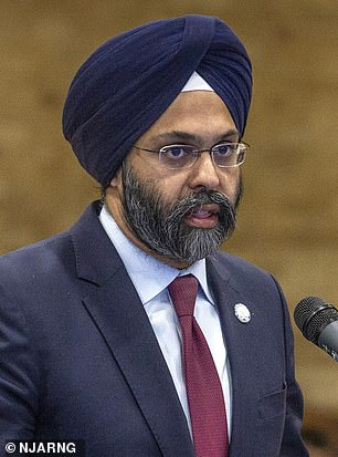 Attorney general Gurbir Singh Grewal said the move is being made to protect the health of inmates and limit the spread of the COVID-19 disease.
