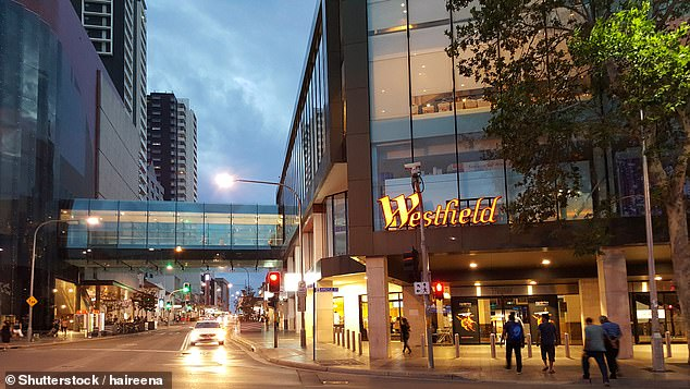 Westfield shopping centres will remain open for business - but food courts inside the malls will be closed