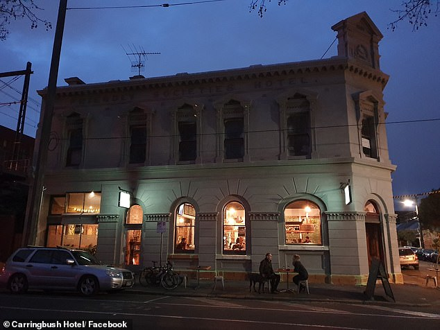 Melbourne businesses The Old Bar, The Carringbush Hotel (pictured) and Collingwood Station Coffee have so far raised over $26,000 to pay their 43 staff