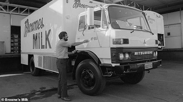 The company, established in 1886, will now deliver fresh milk directly to homes around Western Australia for those who don't have access to essential items during the social isolation