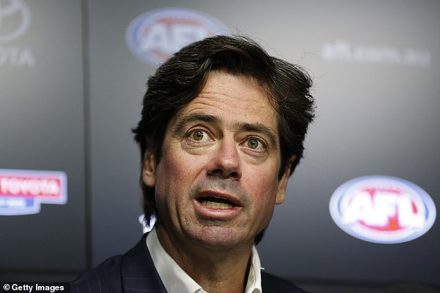 AFL chief executive Gillon McLachlan said the league was facing its biggest financial crisis in its history, with clubs to be hit hard and thousands of staff to be affected