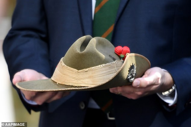 Prime Minister Scott Morrison has said he wants to see all students back in school by Anzac Day (file image)