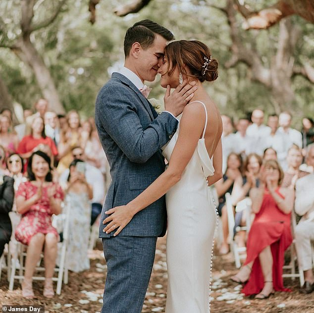 James said that he has been vocal that weddings as we know them need to stop for now, but, he said that doesn't mean that some small businesses aren't 'completely doomed'