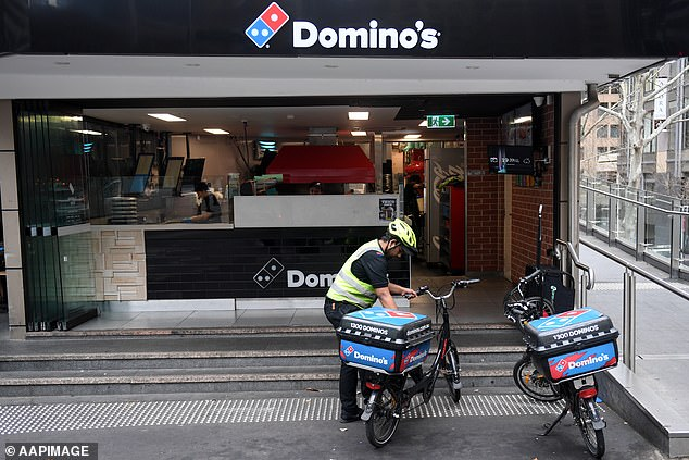 Domino's has been forced to backtrack after announcing it would give free pizza to the elderly but then having to close all of its stores
