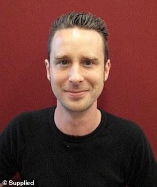 Associate professor at the University of Sydney, Timothy Newsome