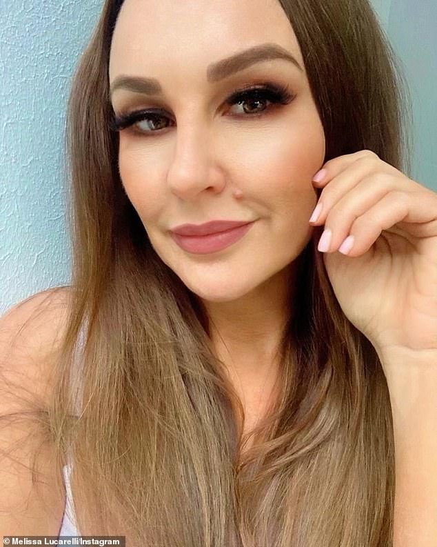 Farewell?Prior to the lockdown, Melissa revealed on Instagram that she was considering having her trademark facial mole removed