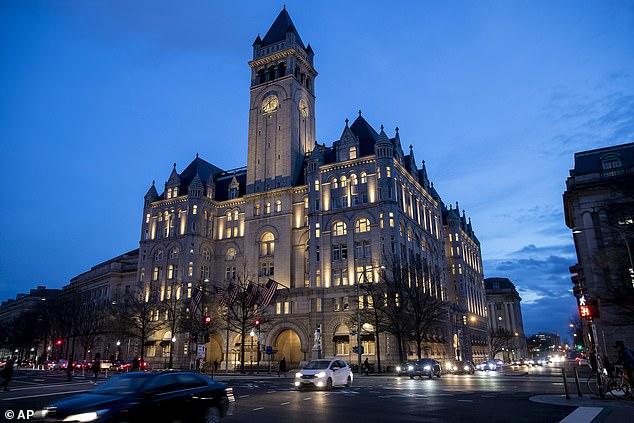 Trump International Hotel in Washinton, D.C.