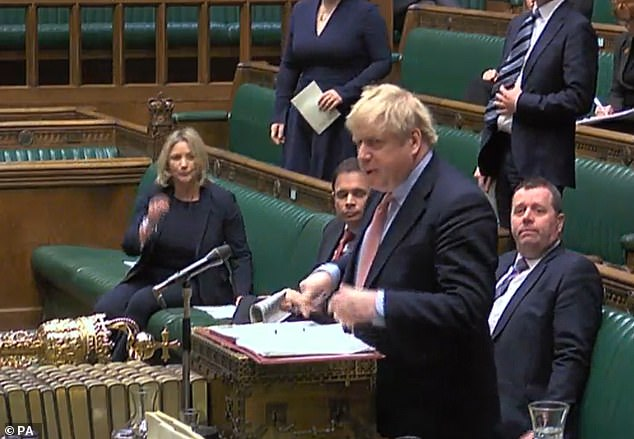 Boris Johnson insisted government is working 'as fast as possible' despite warnings that millions have lost their incomes due to the 'social distancing' lockdown