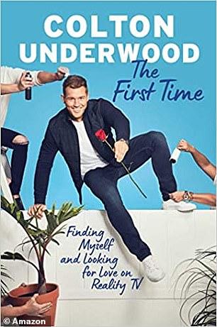Раскрытие: его книга «Первый раз» выходит 31 марта.