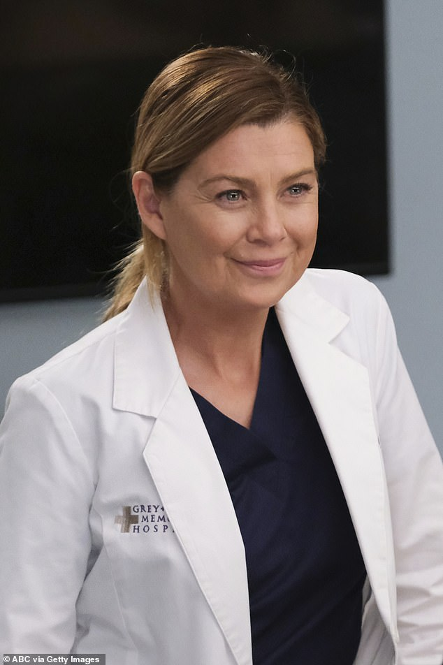 Season 16 is done: The current season will end early after production was suspended two weeks ago amid the coronavirus outbreak; star Ellen Pompeo is pictured